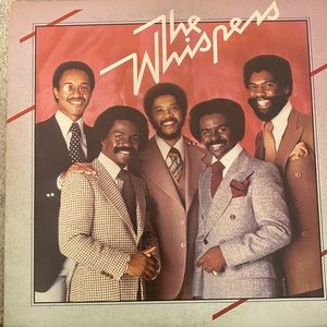 Great condition the whispers vinyl